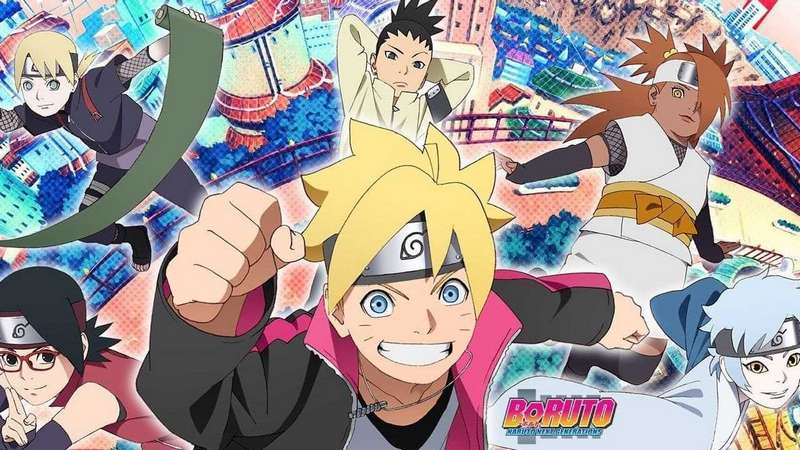 Top 10 Animes comme Boruto: Naruto Next Generations